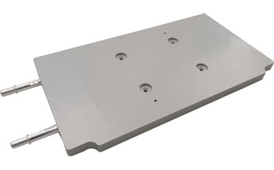 摩擦搅拌焊大功率液冷板